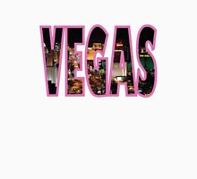 Las Vegas - Pink Women's Fitted Scoop T-Shirt