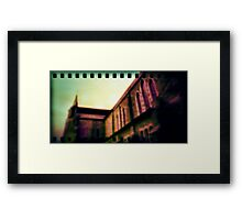 Cathedrale  Framed Print