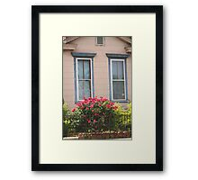 PRETTY AS A PICTURE! Framed Print