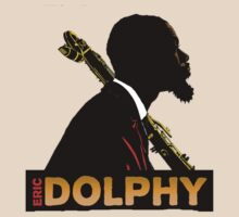 Eric Dolphy T-Shirt by Keith Henry Brown