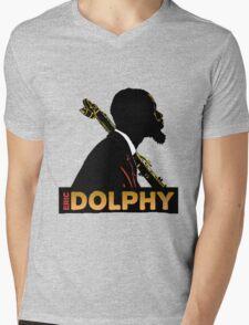 Eric Dolphy T-Shirt Mens V-Neck T-Shirt