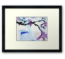 Blossom Beta Framed Print