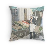 Artichokes? Not at that price! Throw Pillow