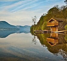 Calm morning at Ullswater by Shaun Whiteman