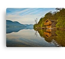 Calm morning at Ullswater Canvas Print
