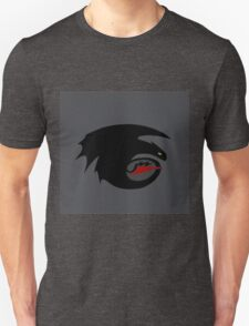 How To Train Your Dragon Toothless T-Shirt