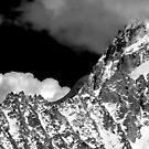 Aiguille d'Argentiere by neil harrison