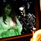Scrying with mirrors by Graham Southall