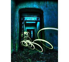 door of light Photographic Print