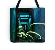 door of light Tote Bag
