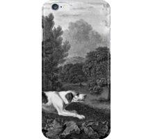 Harrier Dog Old Art iPhone Case/Skin