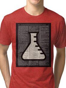 Chemistry - Alchemy Vial Tri-blend T-Shirt