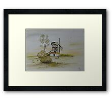 Madingley Mill, Cambridgeshire Framed Print