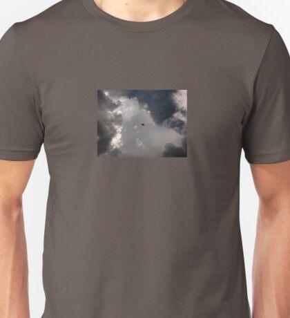 Through the Storm Dragon Unisex T-Shirt