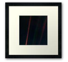 Pale Blue Dot Framed Print