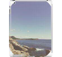 SeniorDesigns Ocean View iPad Case/Skin