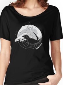 MOBY DICK - RADIOLEVANO Women's Relaxed Fit T-Shirt