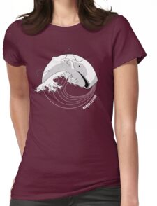 MOBY DICK - RADIOLEVANO Womens Fitted T-Shirt