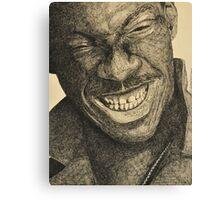 """ Eddie "" Canvas Print"