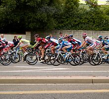 Peloton by Steve Hunter