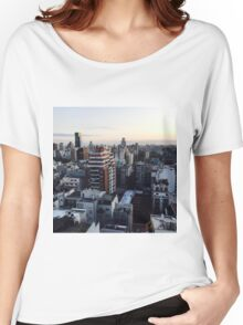 Buenos Aires, city view Women's Relaxed Fit T-Shirt