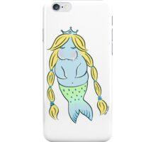 Dugong Mermaid iPhone Case/Skin