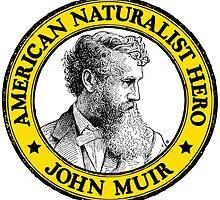 John Muir American Naturalist by Gary Grayson