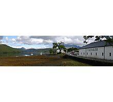Panoramic view of Talisker, Skye Photographic Print