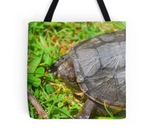Young Snapping Turtle Tote Bag