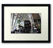 Zurich Airport - Switzerland Framed Print