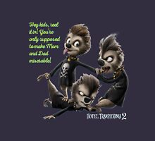bad litle monsters from hotel transylvania 2 Unisex T-Shirt