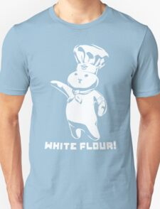 Doughboy White Flour Funny T-Shirt