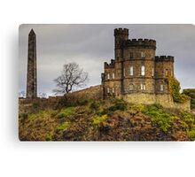 The Governor's House Canvas Print