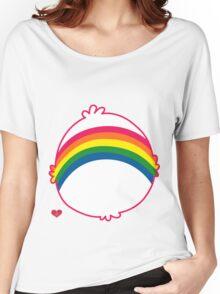 Rainbow CareBear Women's Relaxed Fit T-Shirt