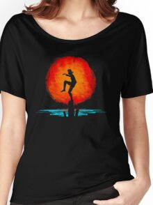Minimal California Training Women's Relaxed Fit T-Shirt