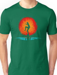 Minimal California Training Unisex T-Shirt