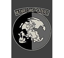 Militaires Sans Frontières Photographic Print