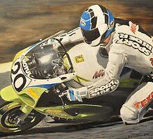 """"""" Sport Rider """" by Denis Gloudeman"""