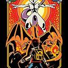 Epic Pocket Monster by MeleeNinja