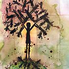 Branching out by Jenny Wood