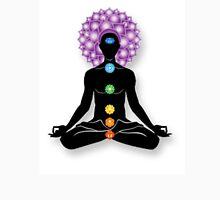 Meditation and Chakras Unisex T-Shirt
