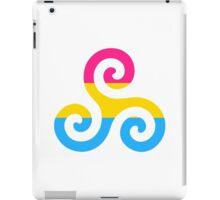 Pansexual Pride Teen Wolf Triskelion iPad Case/Skin