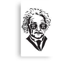 Albert Einstein Canvas Print