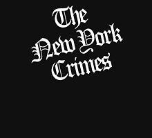The New York Crimes Shirt T-Shirt