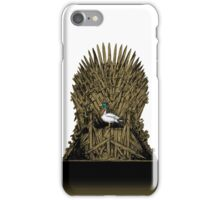 A Game On Throne iPhone Case/Skin