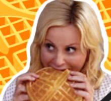 I'll Take The Waffles 2 Sticker