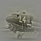 C-47 by larry flewers