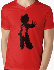 Goku - The Hero Mens V-Neck T-Shirt
