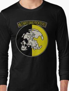 Militaires Sans Frontières Long Sleeve T-Shirt