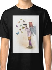 Photog Angel Classic T-Shirt